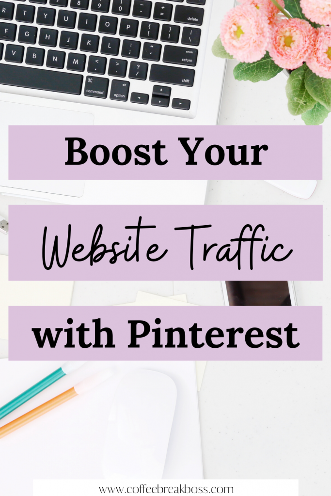 Looking to increase traffic to your website, etsy shop, ecommerce store or blog? Pinterest is a powerful tool.